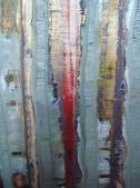 Acrylic on panel (100cm x 70cm)