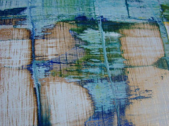 Acrylic on canvas (107cm x 77cm)