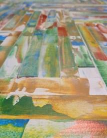Acrlic on canvas (129cm x 79cm)