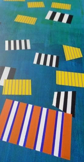 Acrylic on canvas (129cm x 79cm) 2014