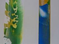 Acrylic on canvas (129cm x 79cm)