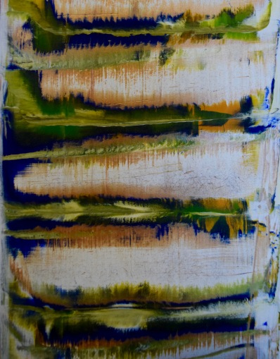 Acrylic on wood (sold)